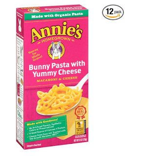 Annies Mac and Cheese savings on amazon
