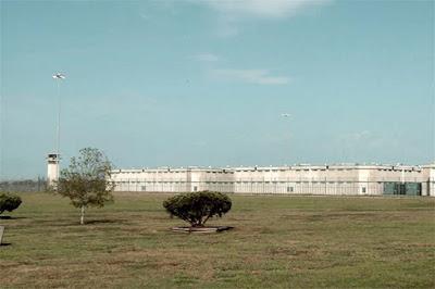 Polunsky Unit, Livingston, Texas