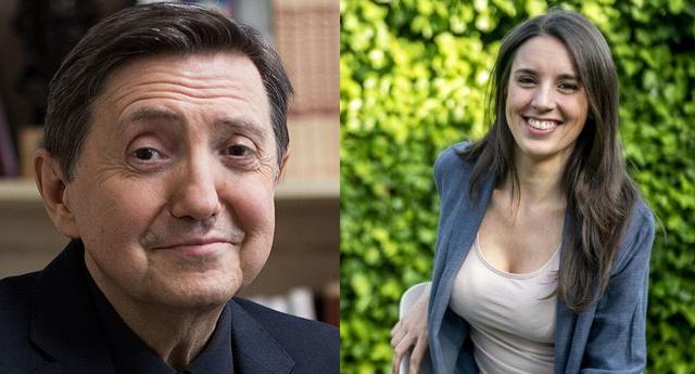 Un juez condena a Jiménez Losantos por insultos machistas contra Irene Montero