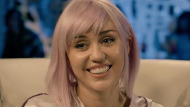 Miley Cyrus, Black Miror, 5ª Temporada
