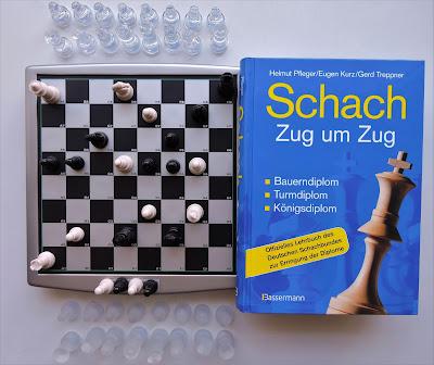 Buchrezension: Schach Zug um Zug von Helmut Pfleger, Eugen Kurz, Gerd Treppner