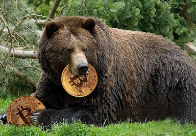 bitcoin ayı piyasasına mı girdi