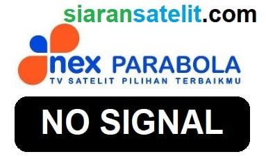 Nex Parabola Tidak Ada Sinyal dan Cara Mengatasinya