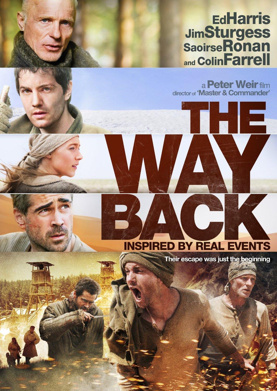 The Way Back แหกค่ายนรก หนีข้ามแผ่นดิน [HD][พากย์ไทย]