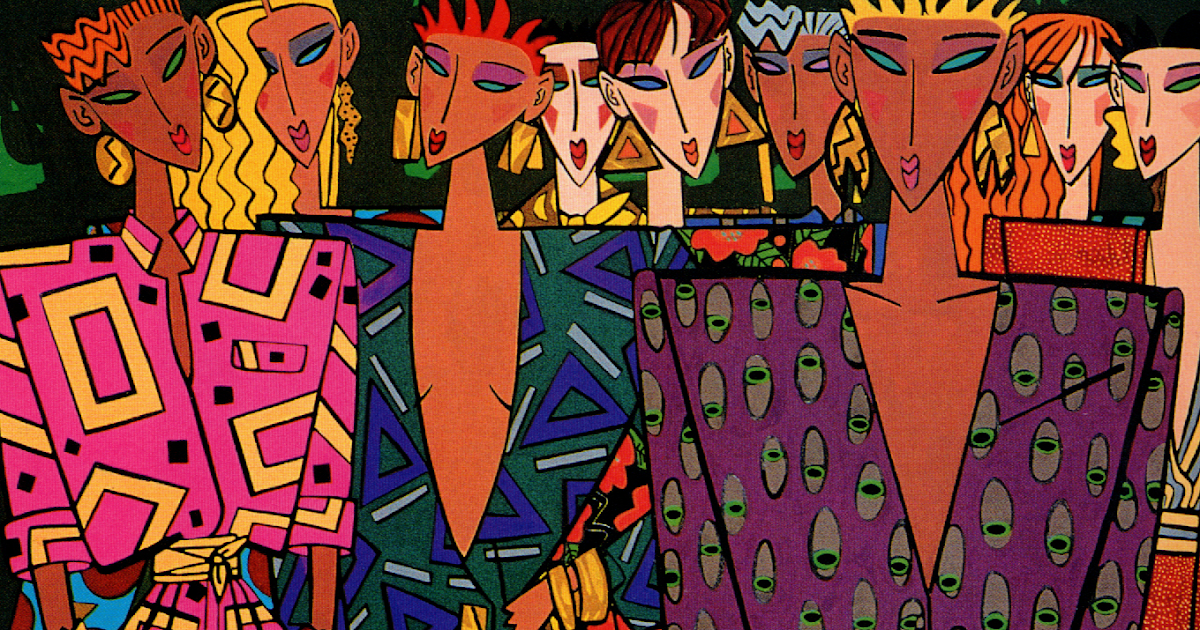 Here are Some of the Top Fashion Trends from the '80s