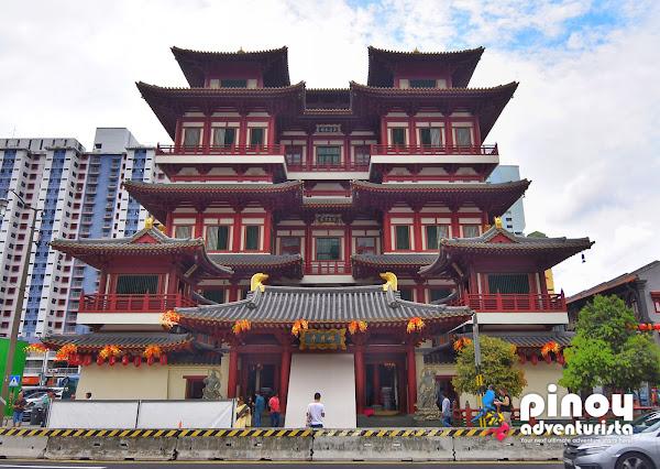 Singapore Tourist Spots 2021