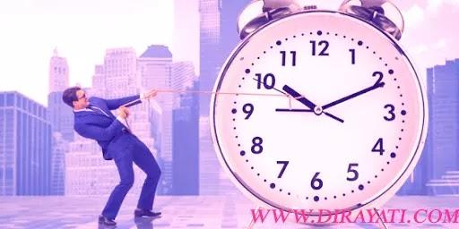 فن اداره الوقت | تعلم مهارة تنظيم الوقت
