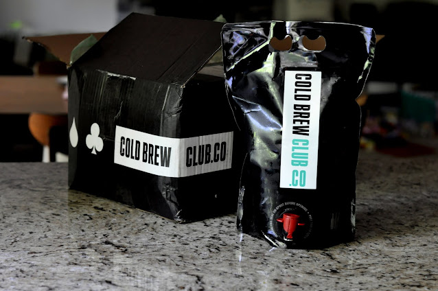 Cold Brew Club Monthly Membership | Taste As You Go