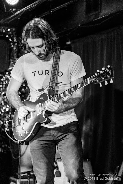 Vug Arakas at The Horseshoe Tavern on October 10, 2018 Photo by Brad Goldstein One In Ten Words oneintenwords.com toronto indie alternative live music blog concert photography pictures photos