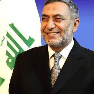 خلال برنامج تلفزيوني رئيس البرلمان الاسبق محمود المشهداني يصرح بوجود سفارة ظل إسرائيلية بالعاصمة بغداد