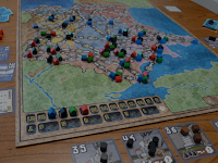 Power Grid Board Game Review