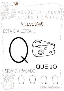 Atividades LETRA Q