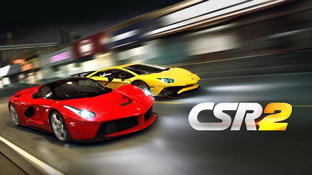 Download CSR Racing 2 Mod (Unlimited Money)