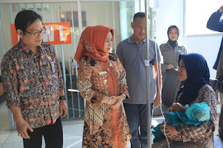 Jurus Walikota Mojokerto Tangkal Virus Corona