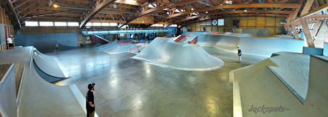 Skatepark Lyon Gerland