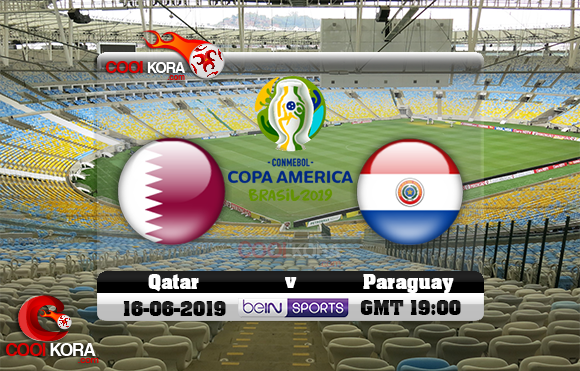 مشاهدة مباراة قطر وباراغواي اليوم 16-6-2019 علي بي أن ماكس كوبا أمريكا 2019