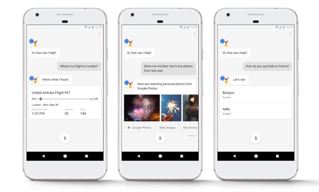 Mencari File Foto Di Aplikasi Dengan Google Assistant