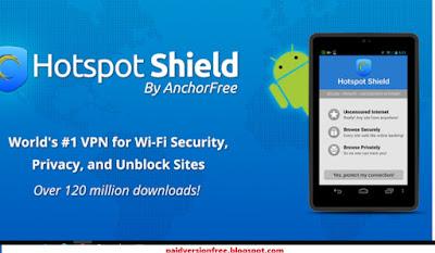 hotspot shield apk pro 2016