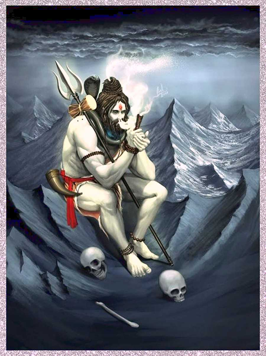Whatsapp Lord Shiva Angry Hd Images And Wallpapers God Wallpaper