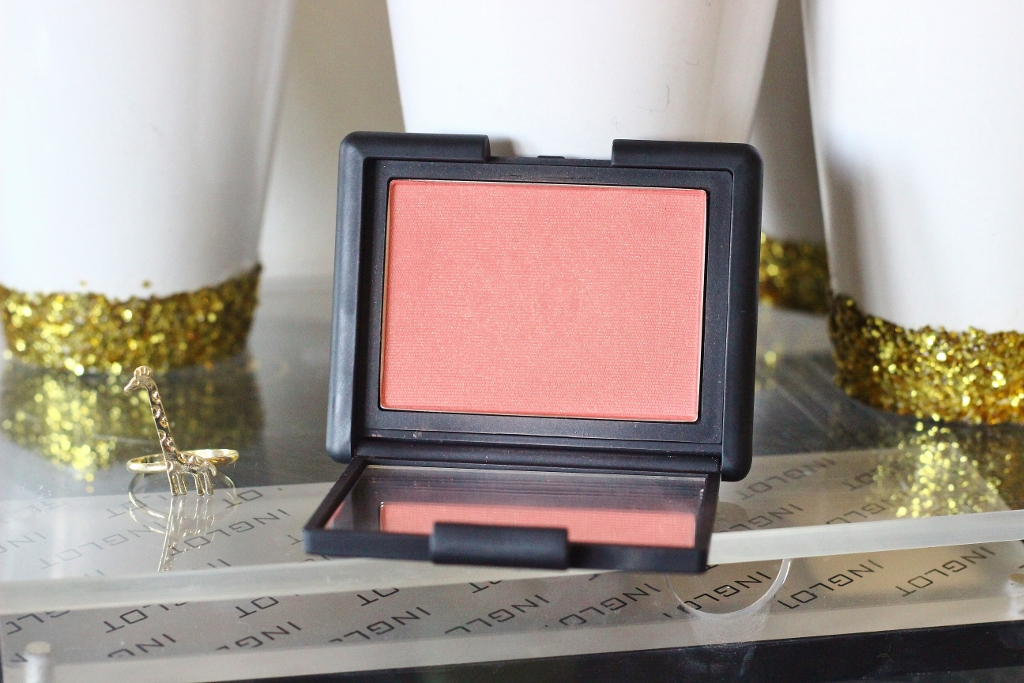 NARS Blush Torrid review and swatches