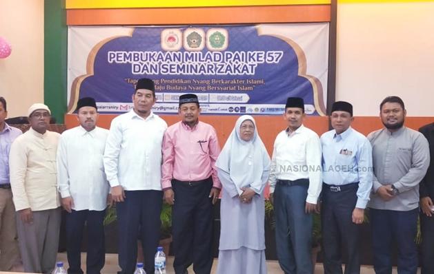 Prodi PAI UIN Ar-Raniry Banda Aceh Peringati Milad ke-57