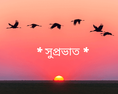 Bengali good morning Images for Facebook