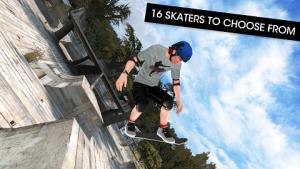 Skateboard Party 3 Greg Lutzka APK+DATA v1.0.5 MOD Full Unlimited Terbaru