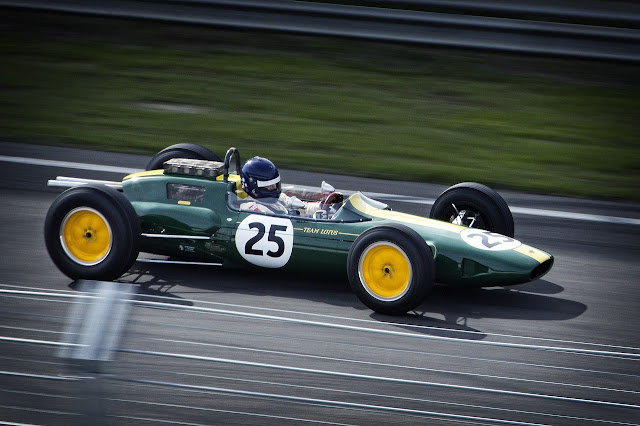 Formula 1: One of life's little luxuries