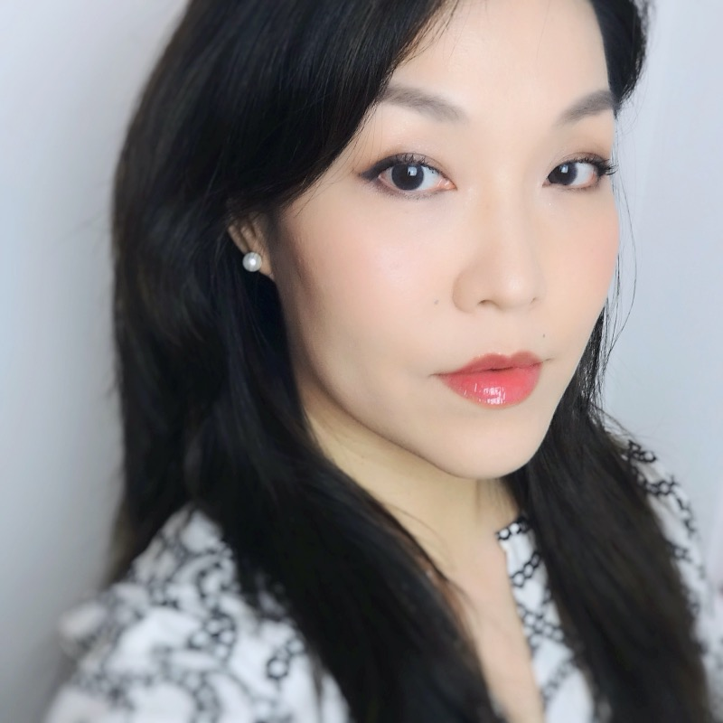 Suqqu 01 Yuushakuyaku makeup look