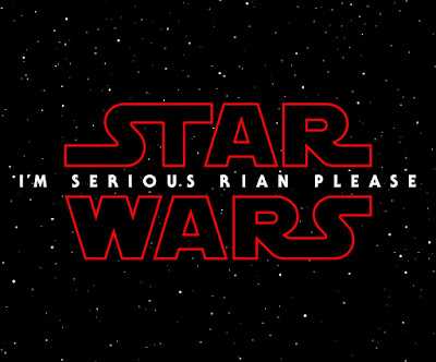 "C4E8Fw9XAAQ8XVX - ""Star Wars: The Last Jedi"" tem título nacional divulgado"