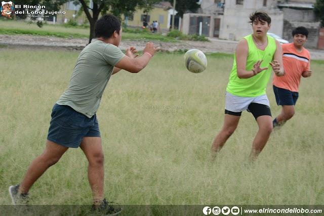 ¡Todos a entrenar! La rutina que difundió el club para sus jugadores de rugby