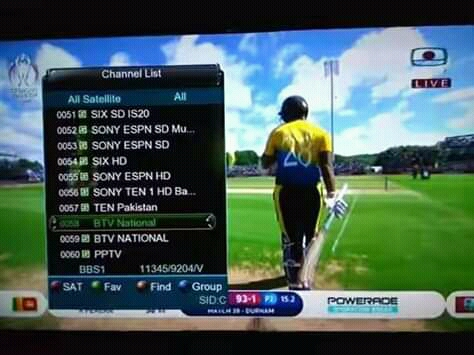 Btv National Shifted On New Satellite And New Frequency 01