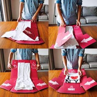 Alat Pelipat Baju 1
