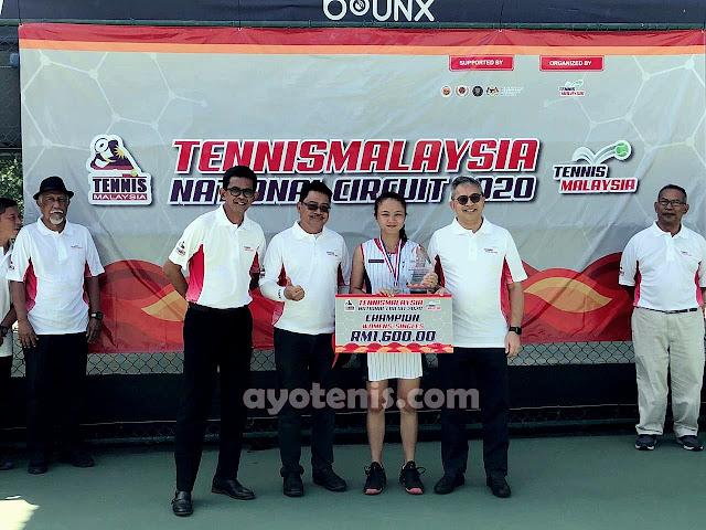 Libas Atlet SEA Games Malaysia, Petenis Putri PON Jabar Borong Gelar Juara di Kuala Lumpur