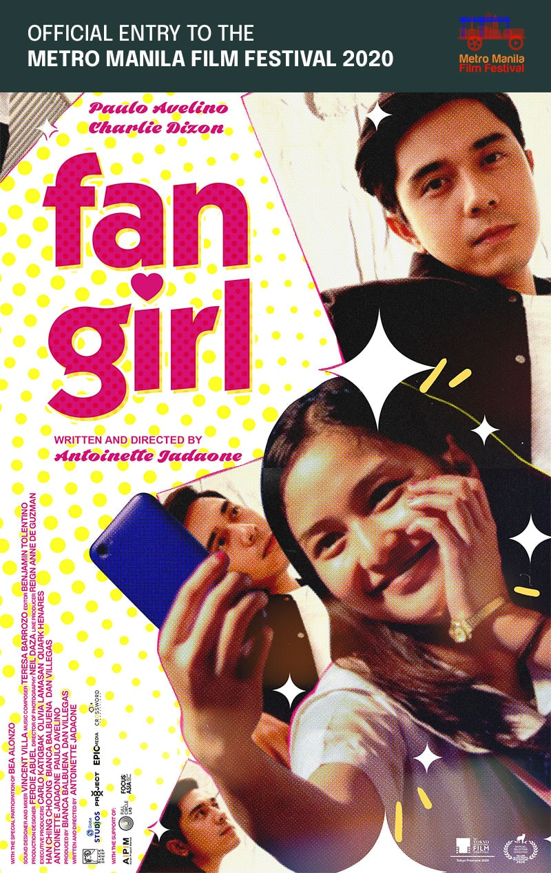 Fan Girl MMFF 2020 Entries
