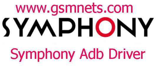 Latest Symphony Adb Driver Download