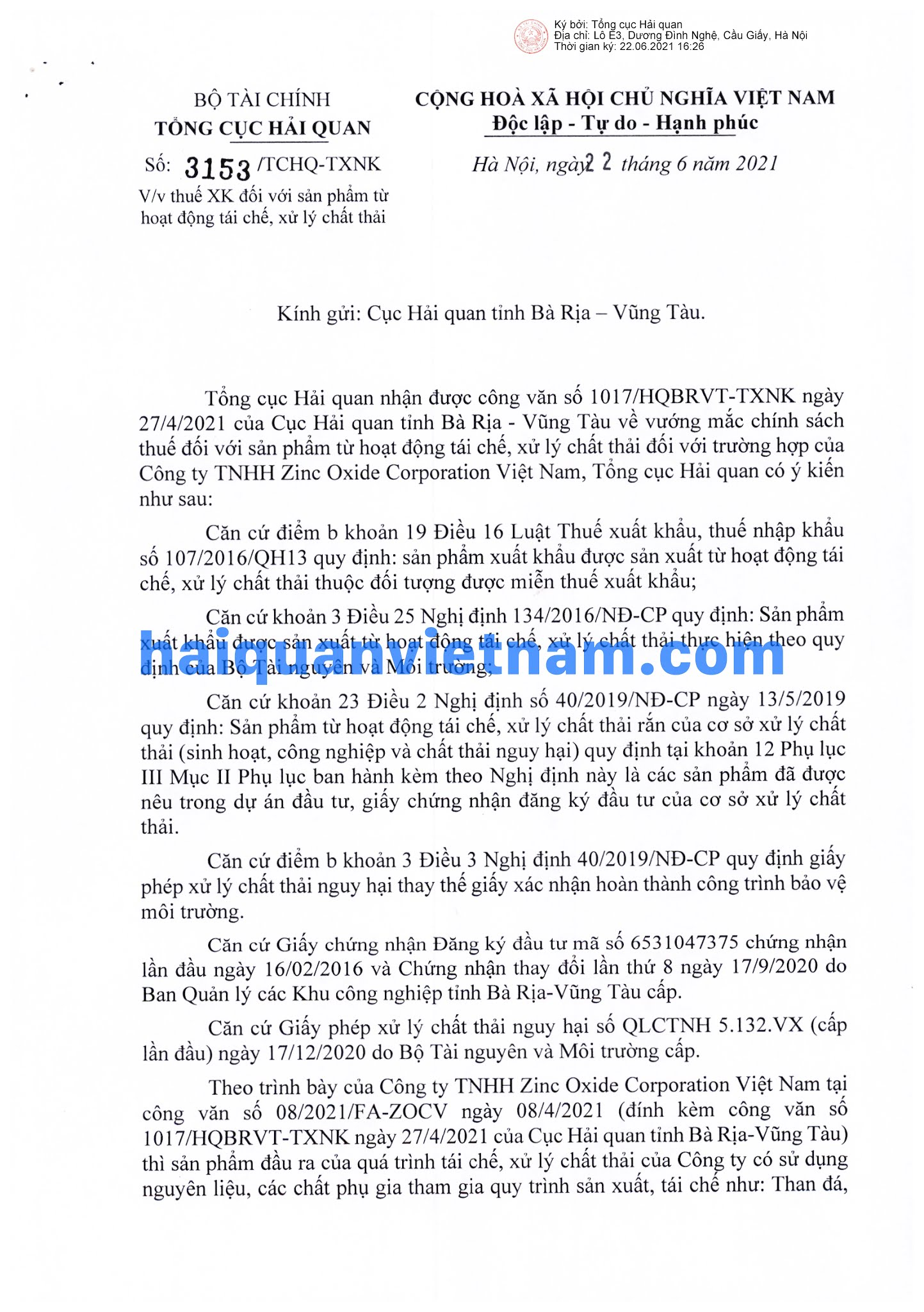 [Image: 210622_3153_TCHQ-TXNK_haiquanvietnam_01.jpg]