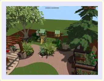 Landscape Design Online: Sketchup and Online Landscape ...