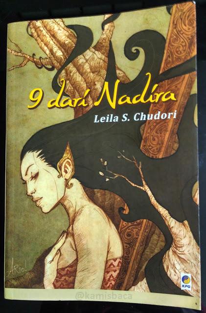 Sampul Novel 9 dari Nadira - koleksi pribadi