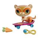 Littlest Pet Shop Tricks & Talents Ferret (#2393) Pet