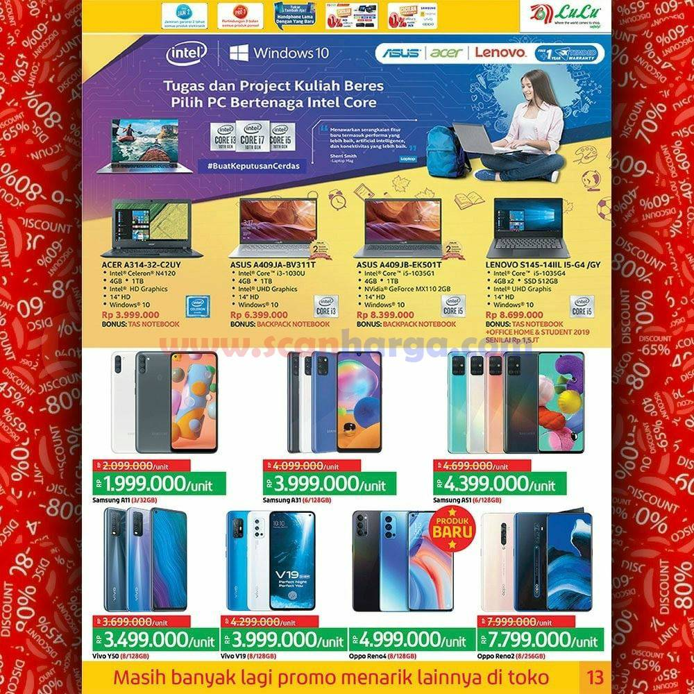 Katalog Promo LULU Supermarket 17 - 30 September 2020 13