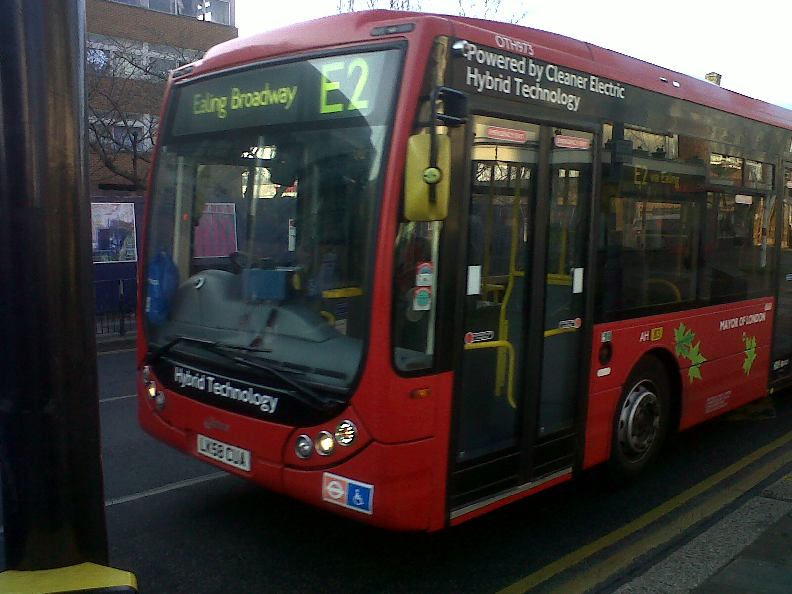 London Buses On The Go: Some Of My Favourite London Bus