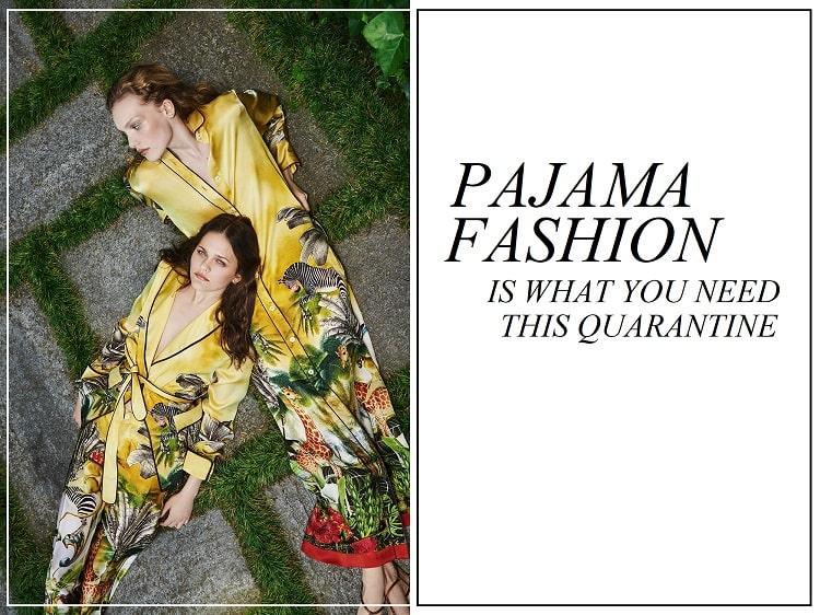 sleepwear fashion, pajama fashion