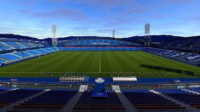 PES 2021 Stadium Coliseum Alfonso Pérez