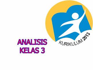 analisis kelas 3