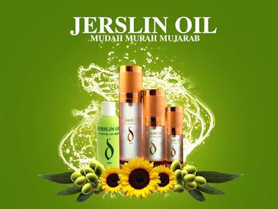 jerslin power oil