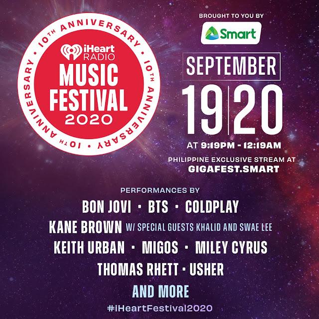 2020 iHeartRadio Music Festival