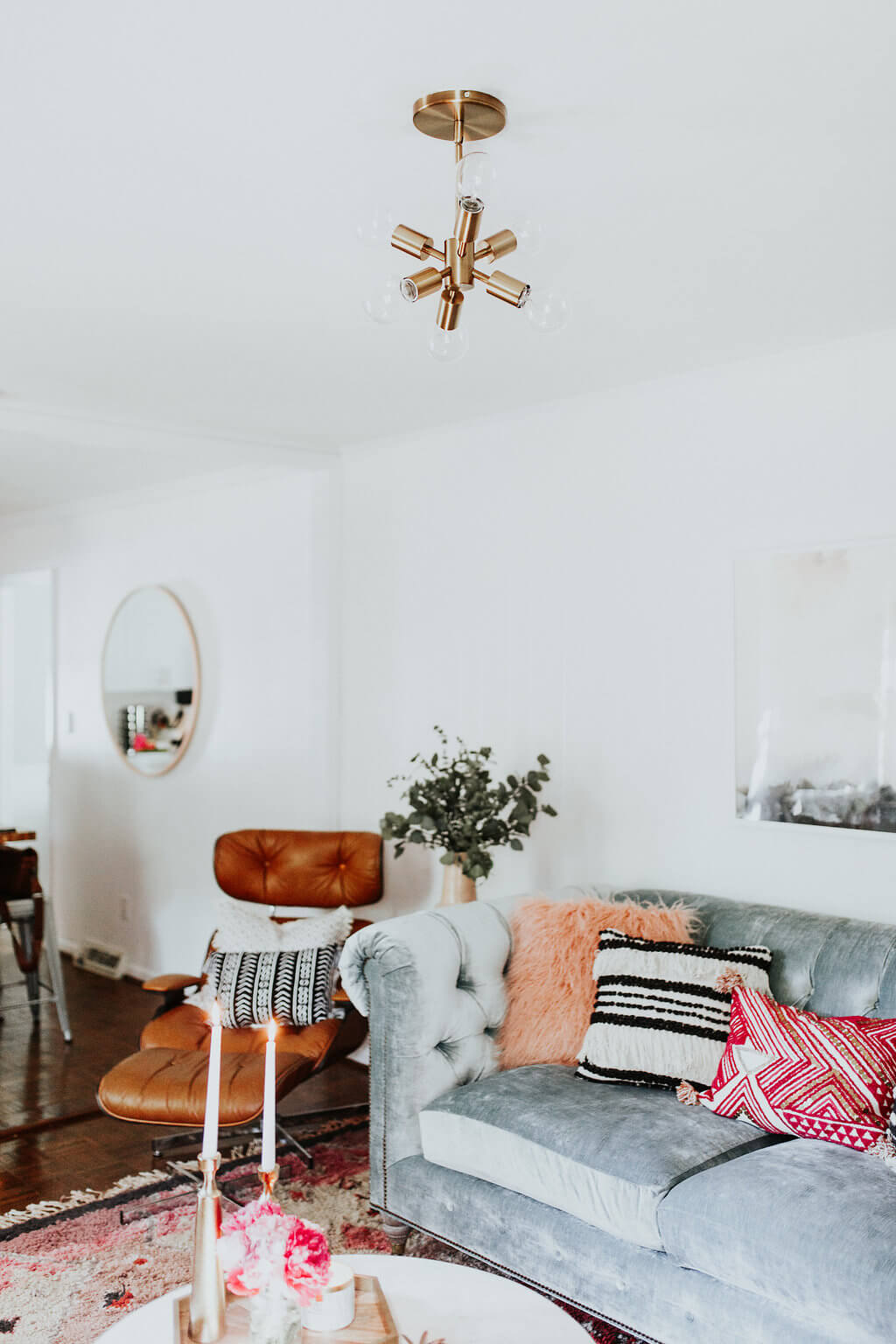 Pretty The Best Modern Designs from the 2017 One Room Challenge ...