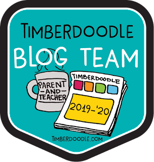 Timberdoodle Blog Team 2019-2020 Button