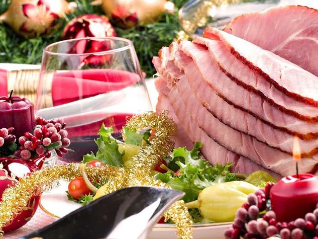 Merry christmas 2016 dinner